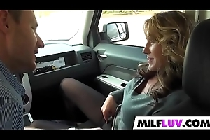 Chubby Learn of Be proper of MILF Gia