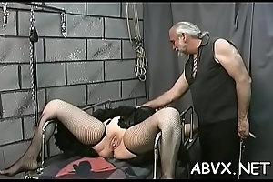 Older spanked surpassing livecam