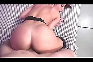 Busty Mommy Britney Amber needs unending fellow-feeling a amour