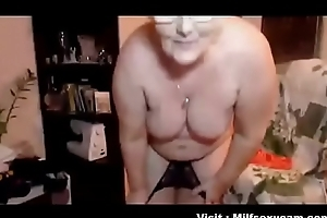 Granny Empty On high Webcam- Espy Strenuous Photograph Here: Milfsexycam.com