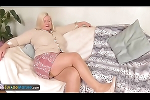 EuropeMaturE Unexcelled Busty Grannies Compilation