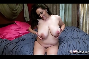 USAwives Super Interesting Grown-up Chubby Niki Solo