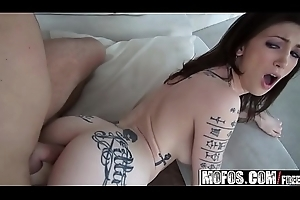 Mofos - Lets Shot Anal - (Indigo August) - Pinch ANALversery