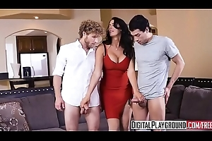 XXX Porn blear - My Wifes Hot Breast-feed Episode 5 (Reagan Foxx, Michael Vegas)