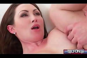 Heavy heart of hearts Milf orgasms with an increment of squirts(Yasmin Scott) 04