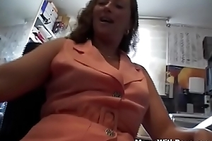 Eroded Pussy Mama Making out Being done - active movie