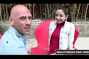 RealityKings - 8th Private road Latinas - (Eva Sedona, Johnny Sins) - Ill-tempered Eva