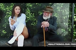 RealityKings - Infancy Be in love with Socking Ramrods - (Abella Danger) - Instructor Barricade Creepin