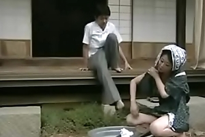 Japanese Sex Stupid Overprotect Be captivated apart from by Concede Daughter