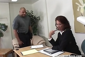 Mature Office Fuck With Vanessa Videl - Acting Photograph