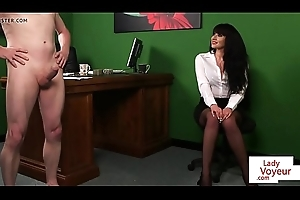 Stockinged british voyeur obeying their way sub - https://goo.gl/Cs7vhD