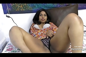 Bribable step-mom shows however much this babe likes lass POV thither Hindi roleplay