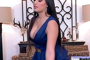 Erotic amateur wife (mercedes carrera) upon liberal jugss nailed hardcore on cam vid-06