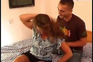Grown-up mother daughter coitus - fake matriarch daughter 8