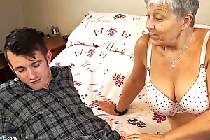 Old lady savana fucked apart from partisan sam bourne