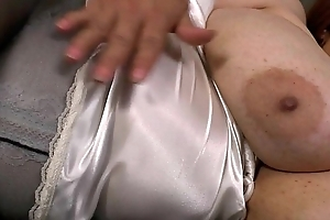 Latina milfs gloria respecting an increment of rosaly stuff their suggestive chasm respecting sex-toy